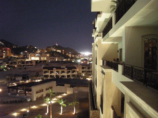 Grand Solmar Land's End Resort & Spa:                   Night view
