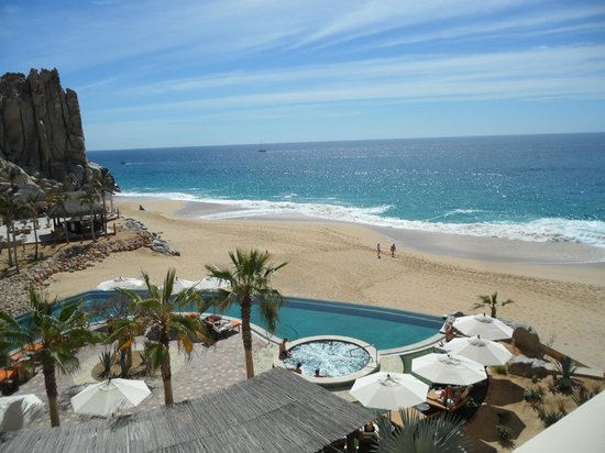 Grand Solmar Land's End Resort & Spa:                   One of 5 pools