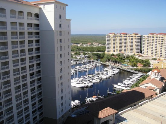 The Westin Cape Coral Resort At Marina Village:                   view