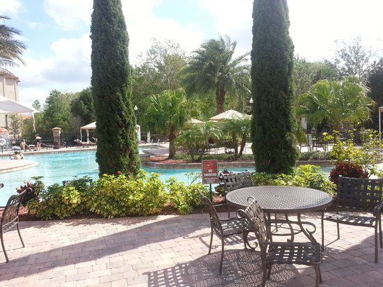 Tuscana Resort Orlando by Aston:                   Pileta - Swiming pool