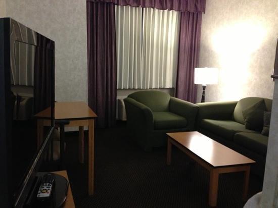 Crystal Inn Hotel & Suites Salt Lake City - Downtown: standard king