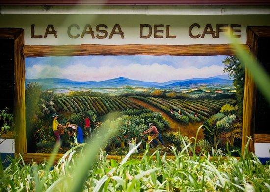 Finca Rosa Blanca Coffee Plantation Resort:                   The roasting house