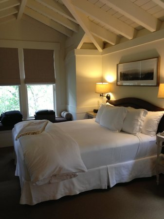 Meadowood Napa Valley: Bedroom