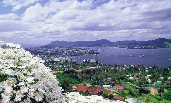 Hobart, Australie : Photo provided by ©4Corners