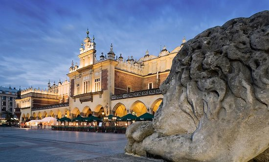 Cracovie : restaurants