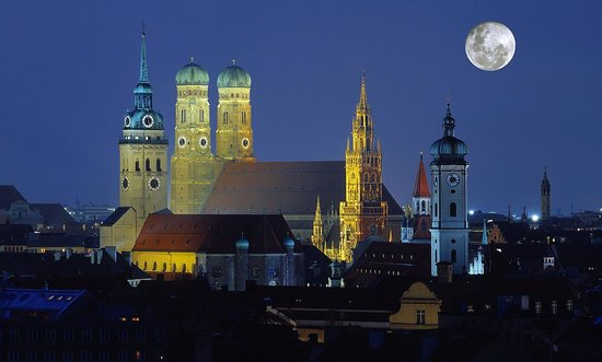 Munich, Germany: Photo provided by ©4Corners