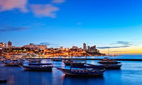 Salvador Attractions