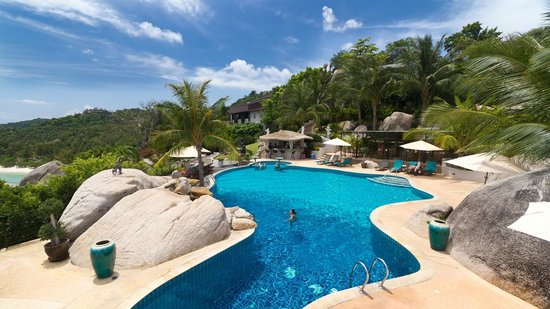 Jamahkiri Resort & Spa: swimming pool