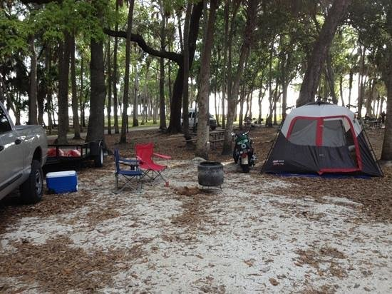 Photo of Manatee Hammock Campground Titusville