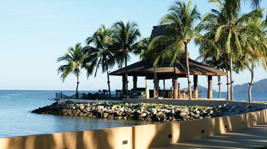 Shangri-La's Tanjung Aru Resort & Spa: nice hotel