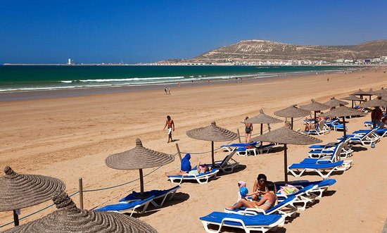Agadir, Maroko: Photo provided by ©4Corners