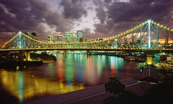 Brisbane, Australien: Photo provided by ©4Corners