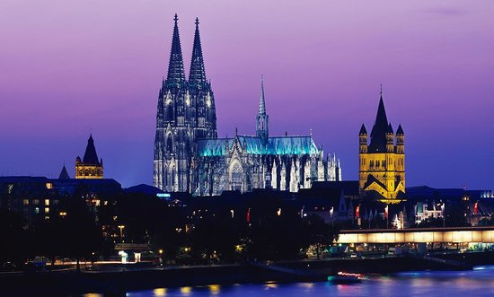 Cologne, Jerman: Photo provided by ©4Corners