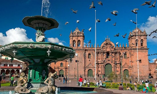 Global/internasjonal i Cusco