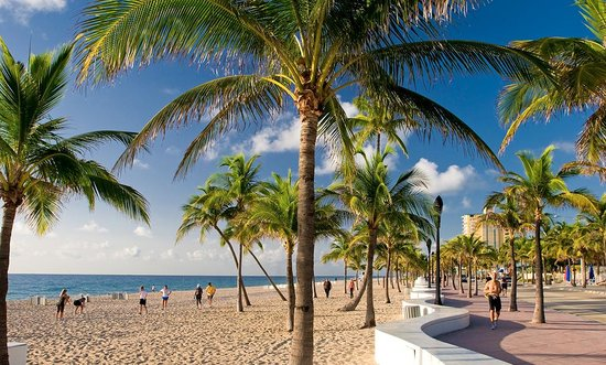 5 Cheap Flights to Fort Lauderdale, Florida (FLL) @ £81 2019