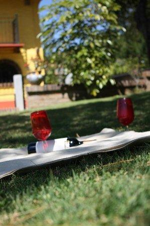 Hotel Huerta Real: Jardines