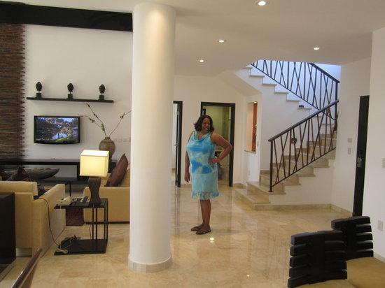 Villa del Palmar Cancun Beach Resort & Spa:                   the 3-bedroom suite