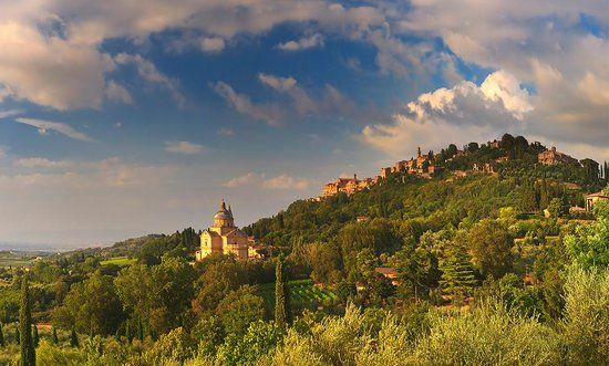 Montepulciano, Italie : Photo provided by ©4Corners