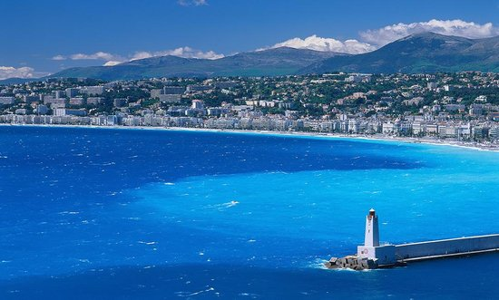 Nice, France : Photo provided by ©4Corners