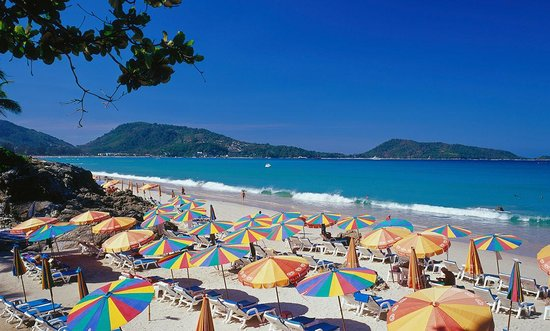 Patong, Thaimaa: Photo provided by ©4Corners