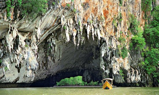 Full Day Tour Phang Nga Bay by...