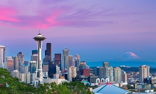 Seattle, WA: Photo provided by ©4Corners