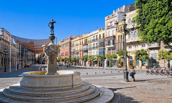 Last Minute Hotels in Seville