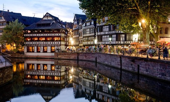 Restauranter i Strasbourg