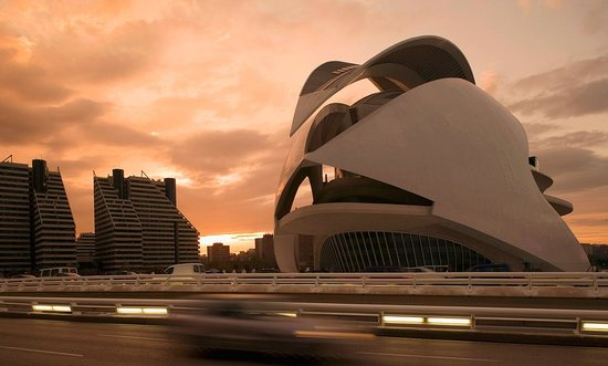 Europees restaurants in Valencia
