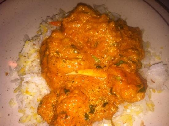 Fish vandloo picture of star of india restaurant little for Amruth authentic indian cuisine little rock ar