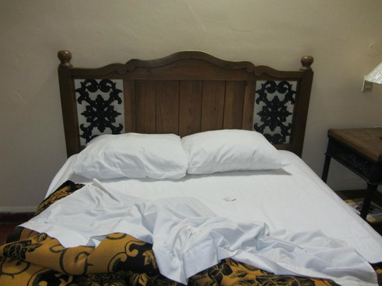 Hotel Posada Santa Bertha:                                     Recamara