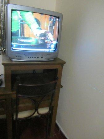 Hotel Posada Santa Bertha:                                     TV