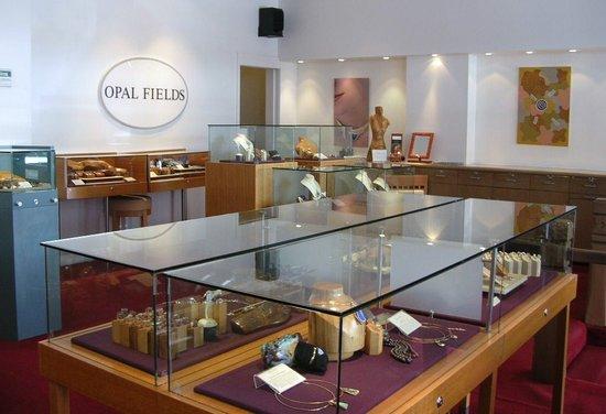 Opal Fields