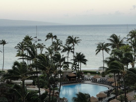 The Westin Maui Resort & Spa, Ka'anapali:                   What a view...