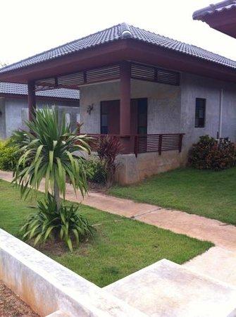 Khao Yai Garden Lodge :                                     nice place, isn't it?