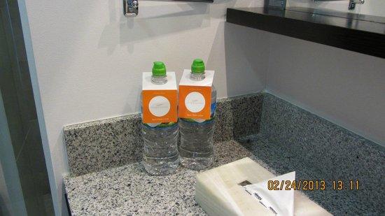 Stadía Suites: El agua