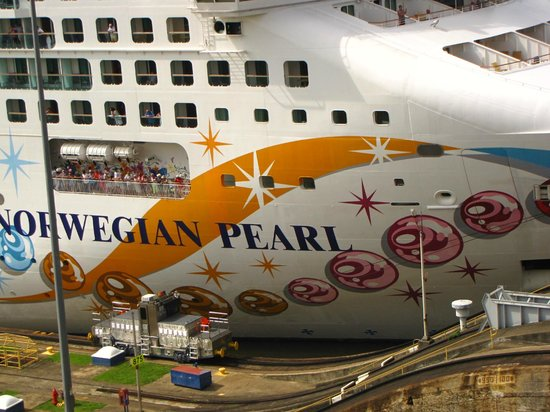 Canal de Panamá:                   Crucero