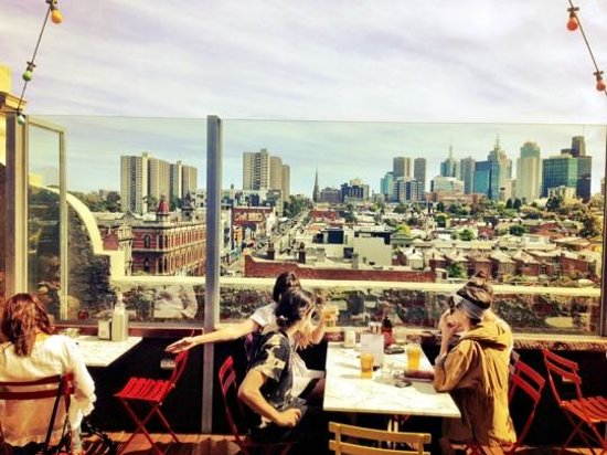 Melbourne's Heaps Goodest: Best Rooftop Bar in town!