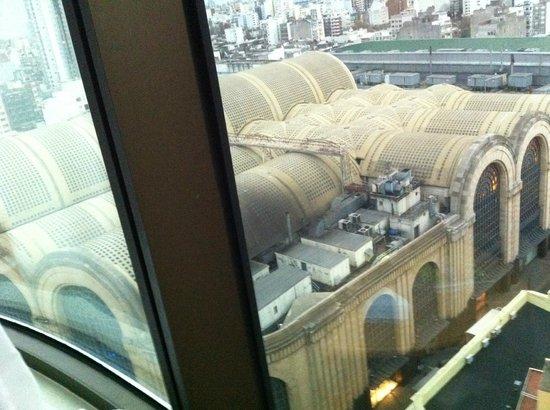 Abasto Hotel: vista