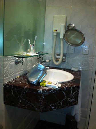 Abasto Hotel: wc