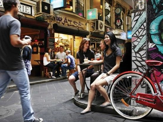 Melbourne's Heaps Goodest: Laneways!