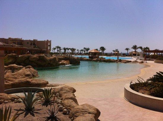 Kempinski Hotel Soma Bay:                   Hotel Pool