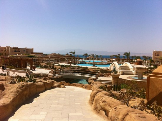 Kempinski Hotel Soma Bay:                   Hotel Pools