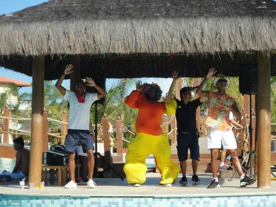 Grand Palladium Imbassai Resort & Spa:                   Presentación del equipo POP