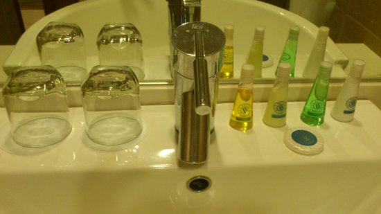 La Breza Hotel: Toiletries