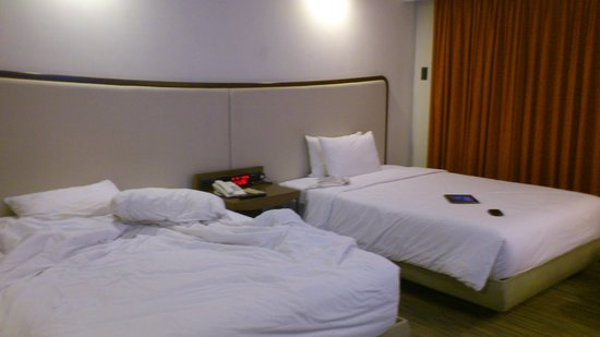 La Breza Hotel: 2 queen beds
