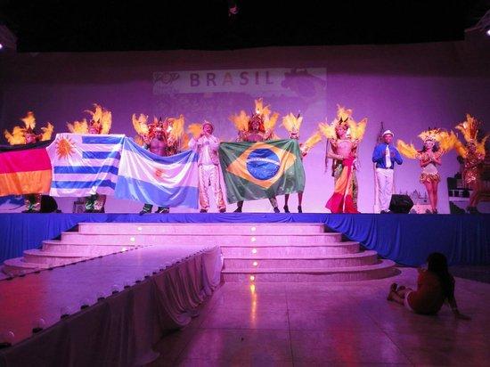 Grand Palladium Imbassai Resort & Spa:                   Teatro
