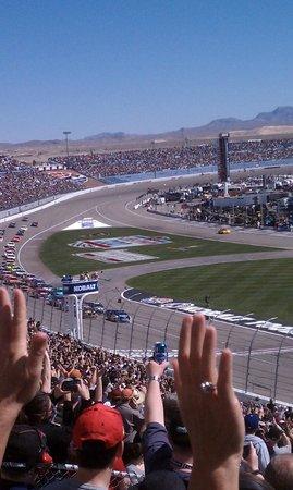 Nascar Experience Picture Of Las Vegas Motor Speedway Las Vegas Tripadvisor