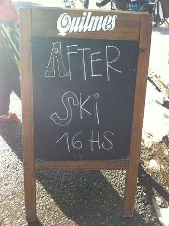 Village Condo: after ski