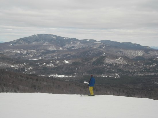 Sunday River Ski Resort:                   View